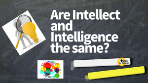 Are Intellect and Intelligence the Same?